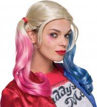 Perruque Harley Quinn - Suicide Quad