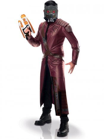 Déguisement Star-lord - Luxe - Taille Unique
