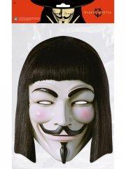 Masque V pour Vendetta - Carton