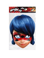 Masque Ladybug Miraculous - Carton