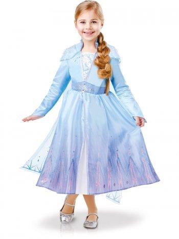 Déguisement Elsa Luxe La Reine des Neiges 2