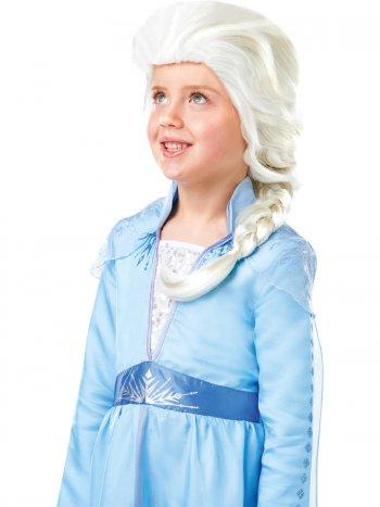 Perruque Elsa La Reine des Neiges 2