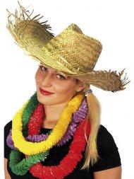 Chapeau de Plage Antillais