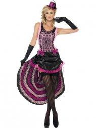 Déguisement de Danseuse Burlesque Cancan