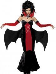 Déguisement de Vampiresse Velours