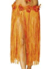 Jupe Hawaïï Longue Orange