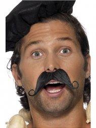 Moustache du parfait français