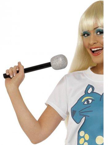 Microphone à Paillettes