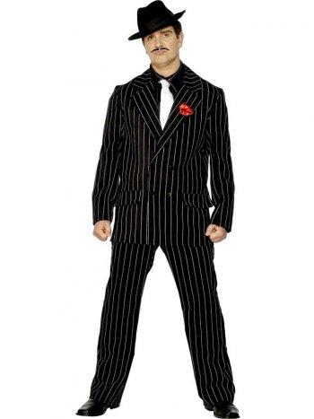 Déguisement de Mafieux 30 s - Zoot Suit