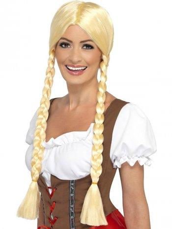 Perruque de belle Bavaroise
