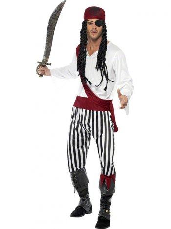 Déguisement de Pirate Flibustier