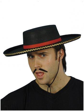 Chapeau Espagnol Flamenco Homme