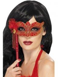Masque Diablotine Mascarade