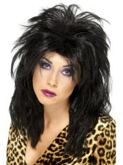 Perruque 80's Pop Star