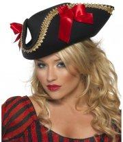 Chapeau de Pirate Femme Charming