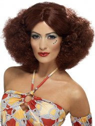 Perruque 70's Afro Diana