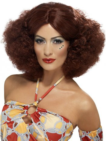 Perruque 70 s Afro Diana