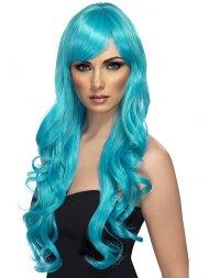 Perruque Desire Turquoise