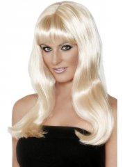 Perruque Xena Blonde