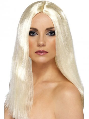 Perruque Star Lisse Blonde