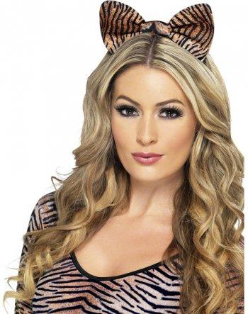 Serre-tête Noeud Tigre
