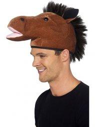 Chapeau Tête de Poney