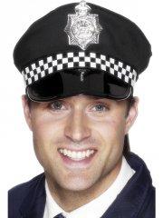 Képi de Policier à Damier