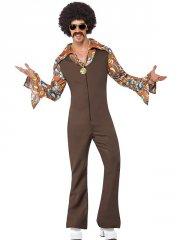 Déguisement Disco Hippie 70's