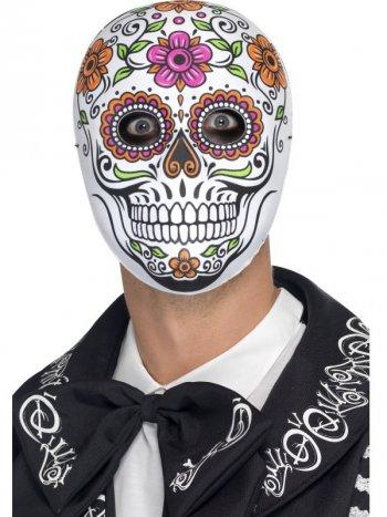 Masque Squelette Dia de los Muertos