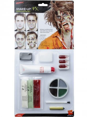 Set Maquillage Zombie Trash