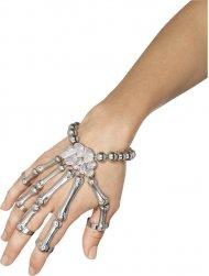 Bracelet Main de Squelette