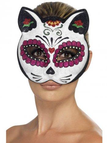 Masque Squelette de Chat