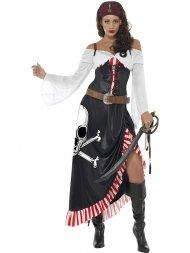 Déguisement de Pirate Sultry