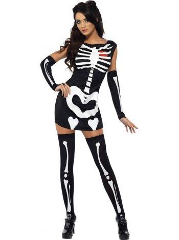 Déguisement Squelette Sexy