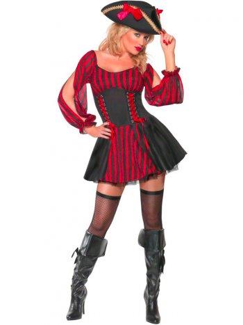 Robe Miss Pirate Sexy