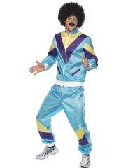 Déguisement 80's Hip hop Breakdance Taille XL
