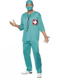 Déguisement de Médecin Chirurgien