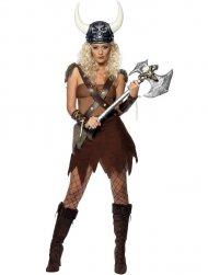 Déguisement de Guerrière Viking Sexy