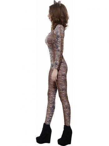 Body Combinaison Tigre