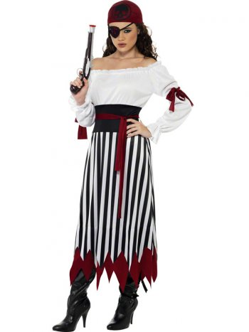 Déguisement de Pirate Karine