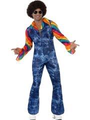 Déguisement Groovy Dancer Rainbow