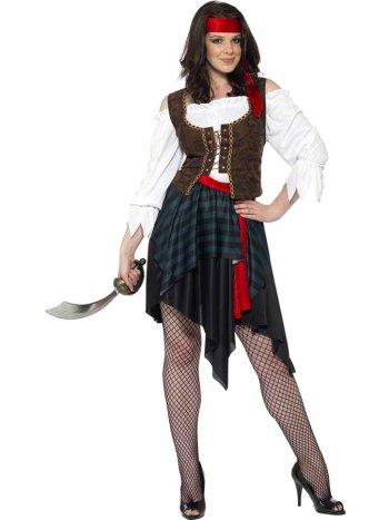 Déguisement de Pirate Sonia
