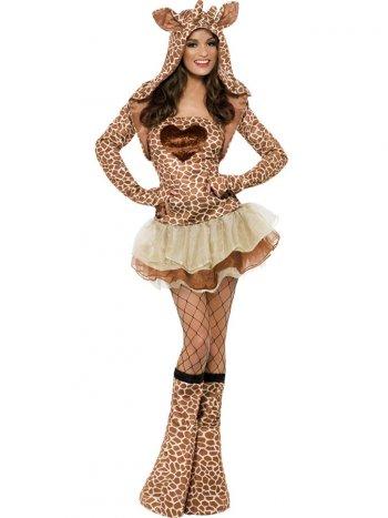Déguisement de Girafe Sexy