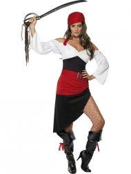 Déguisement de Pirate Sassy