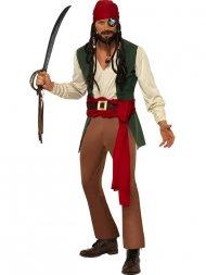 Déguisement de Pirate des Caraïbes