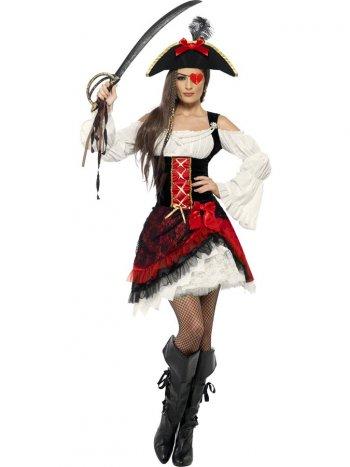Déguisement de Pirate Glamour