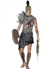 Déguisement de Gladiateur Zombie Taille L