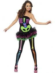 Robe Rainbow Squelette