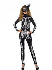 Combinaison Body Squelette Décoré