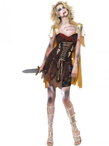 Déguisement Romaine Zombie